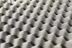 Foam packaging close up Royalty Free Stock Photography