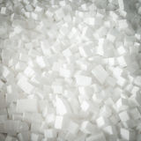 Foam for packaging Royalty Free Stock Images