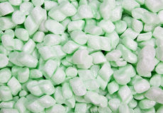 Foam packing Royalty Free Stock Photos