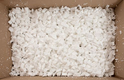 Foam plastic Stock Images