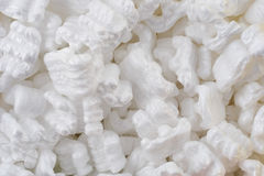 Foam plastic. Royalty Free Stock Photo