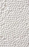 Foam plastic background Stock Image