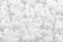 Foam plastic background Royalty Free Stock Image