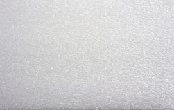 Foam plastic texture. Take white foam plastic texture Stock Images