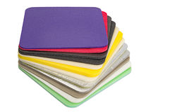 Foam, Polyethylene Multi Color Material Shockproof Closed Up Stock Photography