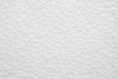 Foam polystyrene (Texture) Stock Image