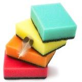 Foam rubber stock image