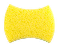 Foam rubber sponge Royalty Free Stock Images