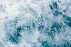 Foam of the sea Royalty Free Stock Photo