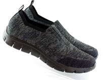 Foam soled shoes. Stock Image