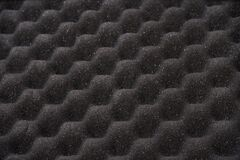 Free Foam Sound Protect Wall Texture. Audio Recording Background Stock Images - 182789634