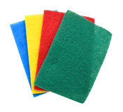 Foam sponge Stock Photography