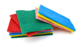 Foam sponge Royalty Free Stock Photo