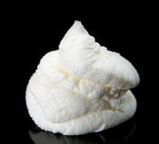 Foamed cream Stock Images