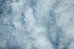 Foamy ionian morze zdjęcie royalty free