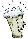 foamy kopp Arkivbild