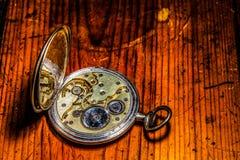 Fob手表 免版税图库摄影