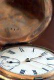 Fobwatch viejo Imágenes de archivo libres de regalías