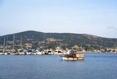 Foca, Fokaia izmir, Турция стоковые фото