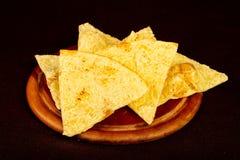 Focaccia με το τυρί παρμεζάνας στοκ φωτογραφίες με δικαίωμα ελεύθερης χρήσης