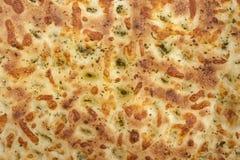 focaccia хлеба близкое вверх Стоковые Фотографии RF