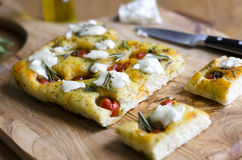 Free Focaccia Stock Photography - 62813902