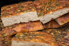 Focaccia Bread Royalty Free Stock Photo