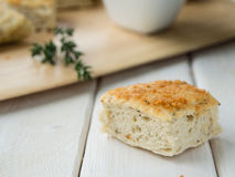 Focaccia bread Royalty Free Stock Photography