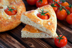 Focaccia Royalty Free Stock Photo