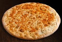 Focaccia con queso de parmesano Imagen de archivo libre de regalías