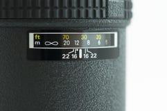 Focal length Stock Photo