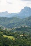 Foce Carpinelli, Тоскана Стоковые Изображения RF