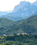 Foce Carpinelli, Tuscany Stock Images