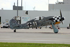 Focke Wulf 190 Stockfotos