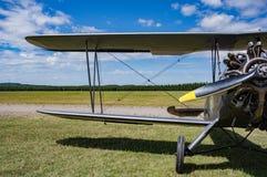 Focke Wulf FW44J biplane Royalty Free Stock Photo