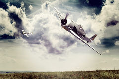 Focke-Wulf 190 Royalty Free Stock Photo