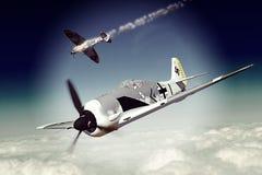 Focke-Wulf 190 Stock Photography
