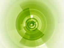 Foco digital del verde de cal Fotos de archivo libres de regalías