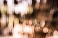 Foco obscuro do fundo cor-de-rosa doce do bokeh Imagem de Stock Royalty Free
