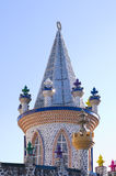 Foco Tonal Tower and Turrets Stock Photo