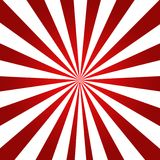 Focus Blank Generic Abstract Background. In red and white Royalty Free Stock Image