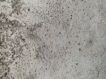 A focus of Concrete wall surface, gray wallpaper as loft style. A focus of Concrete wall surface, gray wallpaper as loft design style stock image