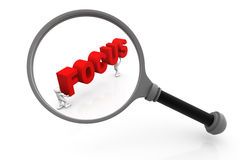 Focus Royalty Free Stock Images