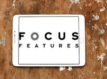 Focus Features logo Stock Photography