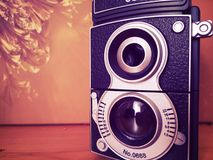 Focus lens Royalty Free Stock Images