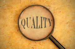 Focus on quality stock photography