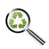 Focus Recycle Stock Photo