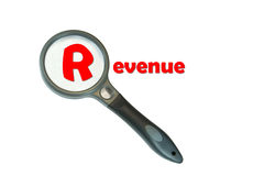 Focus on Revenue Royalty Free Stock Photo