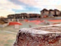 Focus. Skatepark in fokus Stock Images