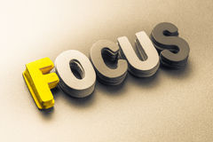 Focus Stock Photography
